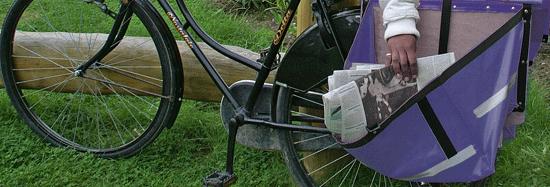De fiets was jouw vervoersmiddel